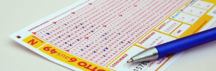 Müssen Lottozahlen in der richtigen Reihenfolge sein?