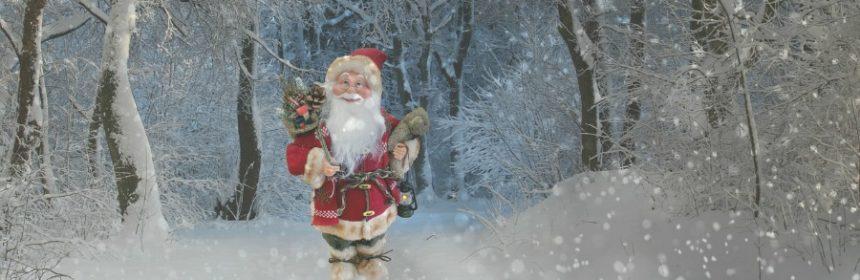 Wer bringt in Grönland die Weihnachtsgeschenke