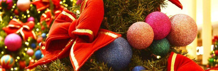Warum Weihnachtsbaum an Weihnachten?