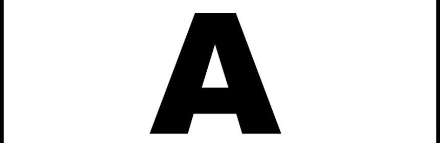 """Welche Bedeutung haben weiße Tafeln mit einem schwarzen """"A"""" an Lkw?"""
