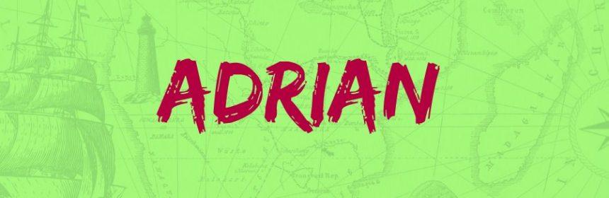 Was bedeutet der Name Adrian?
