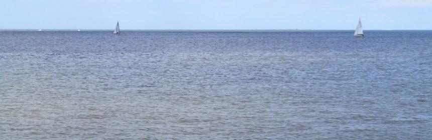 Nordsee wie tief