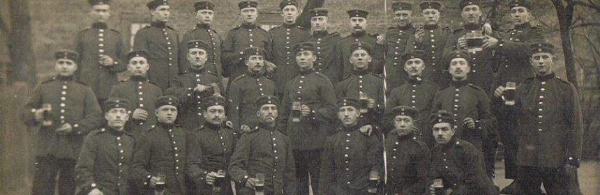 Warum war der Erste Weltkrieg so grausam?