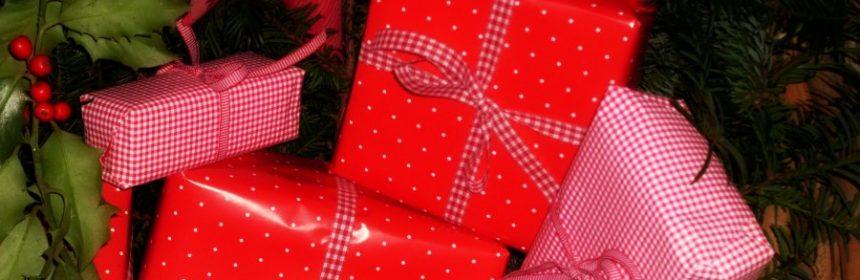 Wer hat Geschenkpapier erfunden?