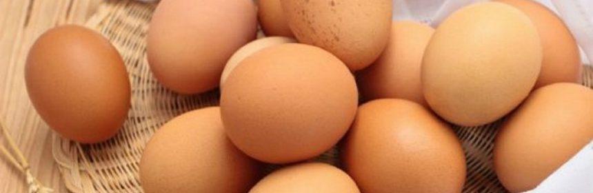 Gibt es an der Tankstelle Eier?