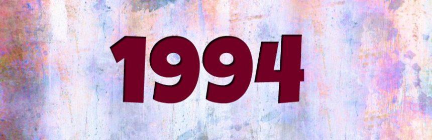 Was war 1994 modern?
