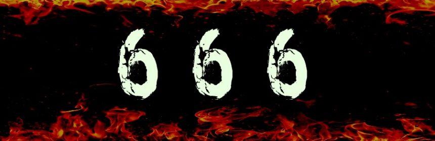 Warum 666 Zahl des Teufels?