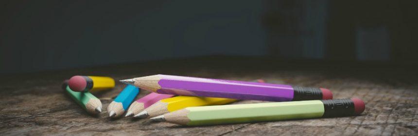 Warum wurde der Bleistigt erfunden?