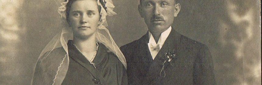 Warum wurde früher in Schwarz geheiratet?