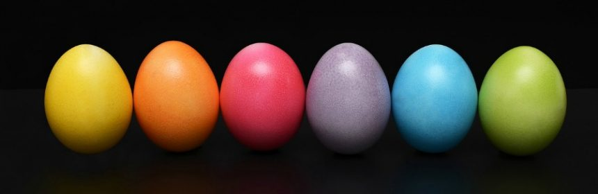 Ostern welche Farbe