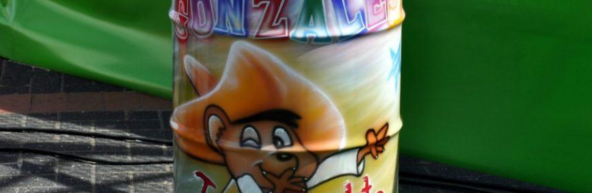 Wer ist Speedy Gonzales?