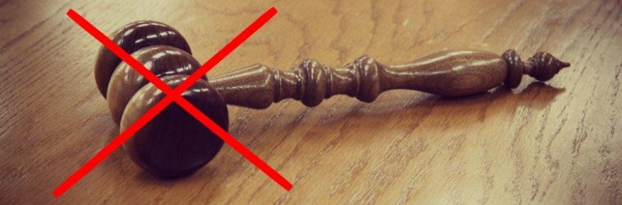 Was bedeutet Wo kein Kläger da kein Richter?