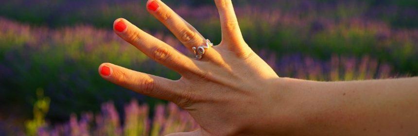 Warum ist der Ringfinger so unbeweglich?