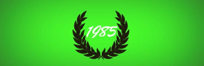 Wer schrieb 1985 Sportgeschichte?