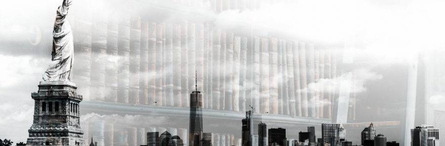 Welcher Roman spielt in New York?