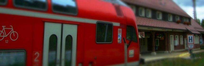 In welchen Zug passt nur ein Mensch?