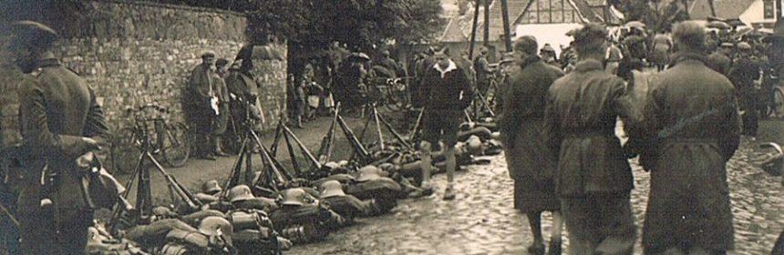 2. Weltkrieg wer hat gegen wen gekämpft?