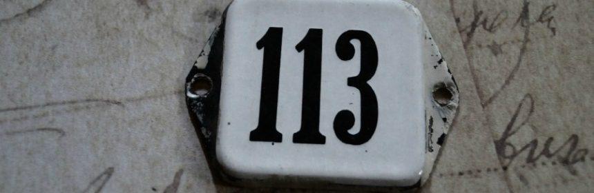 Bis welche Zahl ausschreiben?