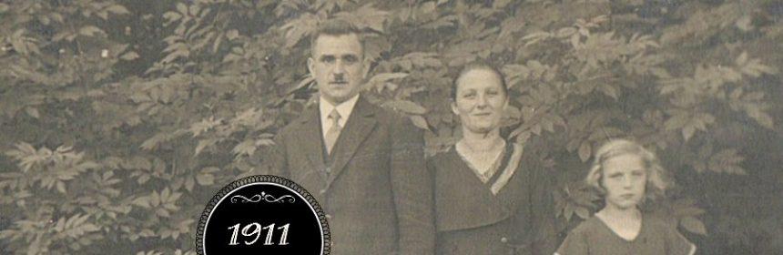 was geschah im jahr 1911?