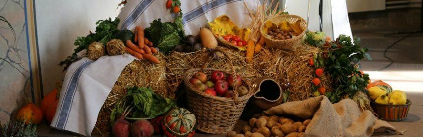 Erntedankfest welche Früchte?