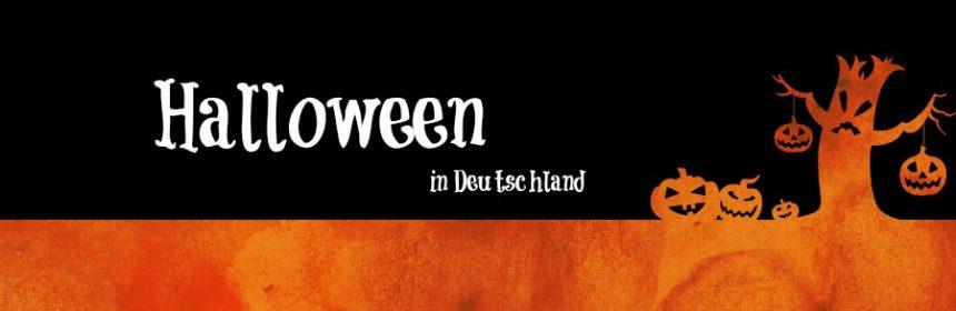 Warum Halloween in Deutschland?