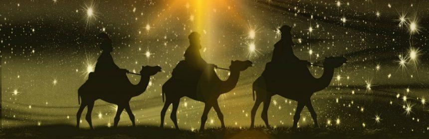 Wo kamen die Heiligen drei Könige her?