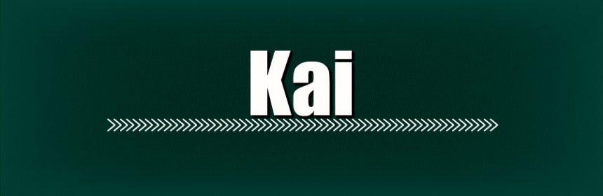 kai was bedeutet der name?