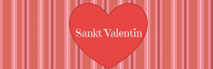Wer ist Sankt Valentin?