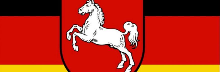 Was bedeutet das Wappen von Niedersachsen?