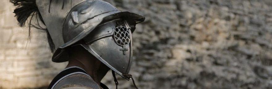Warum wurde man Gladiator?