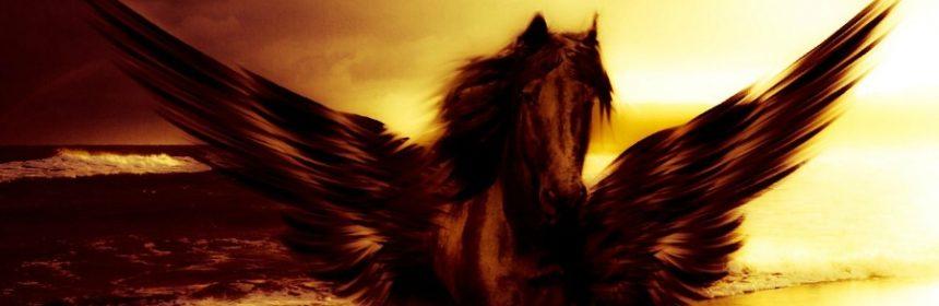 Welches Pferd in der griechischen Mythologie?