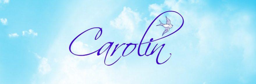 Was heißt Carolin?