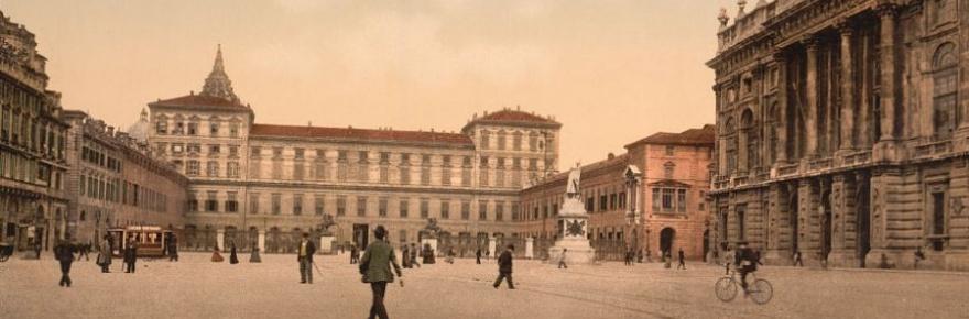 Wann war Turin Hauptstadt?